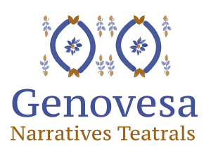Genovesa, Narratives Teatrals